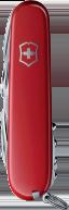 Victorinox I N O X In Rot 43 Mm 241719 1