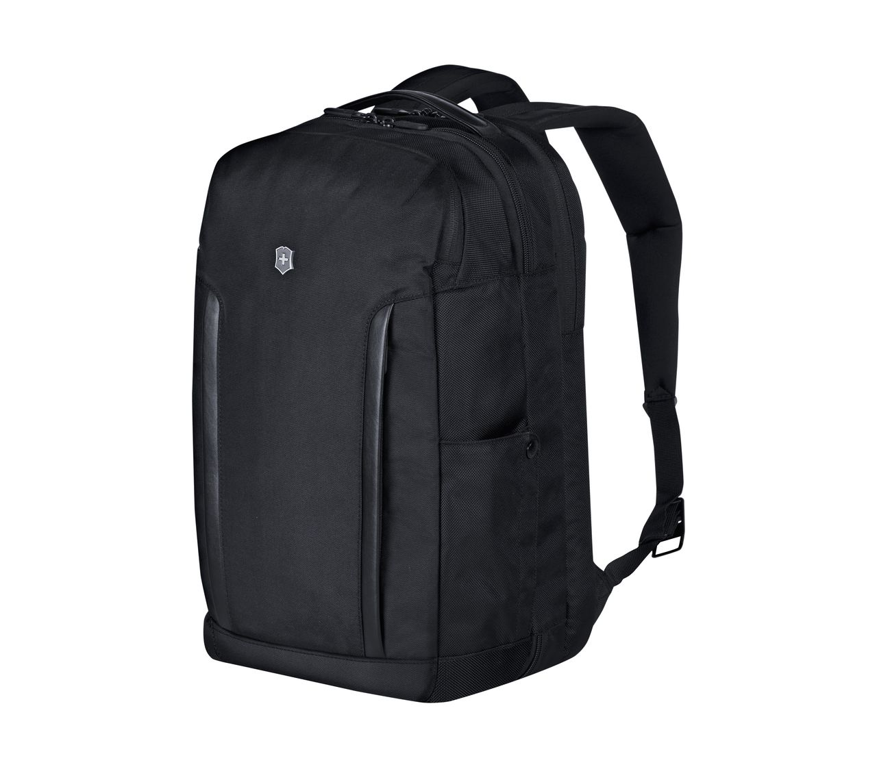 Victorinox Deluxe Travel Laptop Backpack In Black 602155