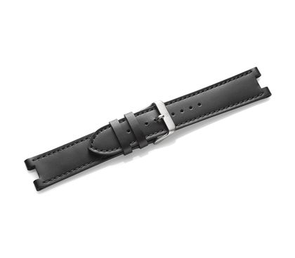 Night Vision - Black Leather Strap with Buckle