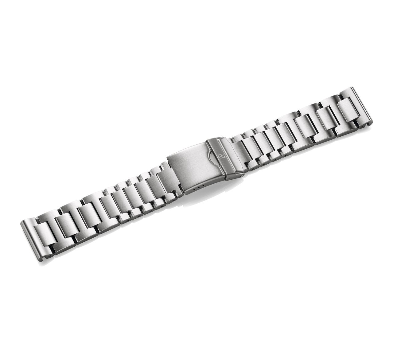 Metal bracelet with clasp-005528