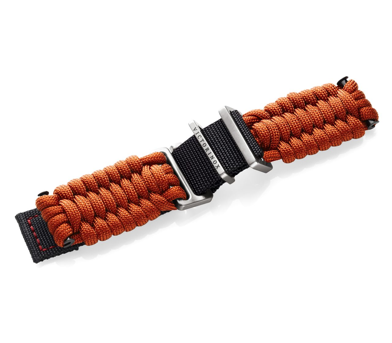 Orange paracord strap with buckle-005656