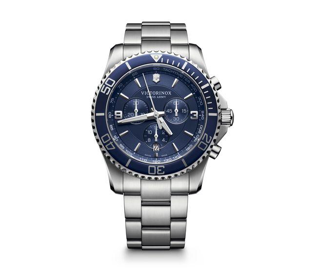 2e0ed03c0ad Victorinox Maverick Chronograph in blue