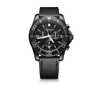 Maverick Chronograph Black Edition