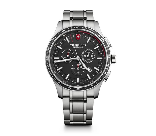 Victorinox Alliance Sport Chronograph in black 60a294f88d