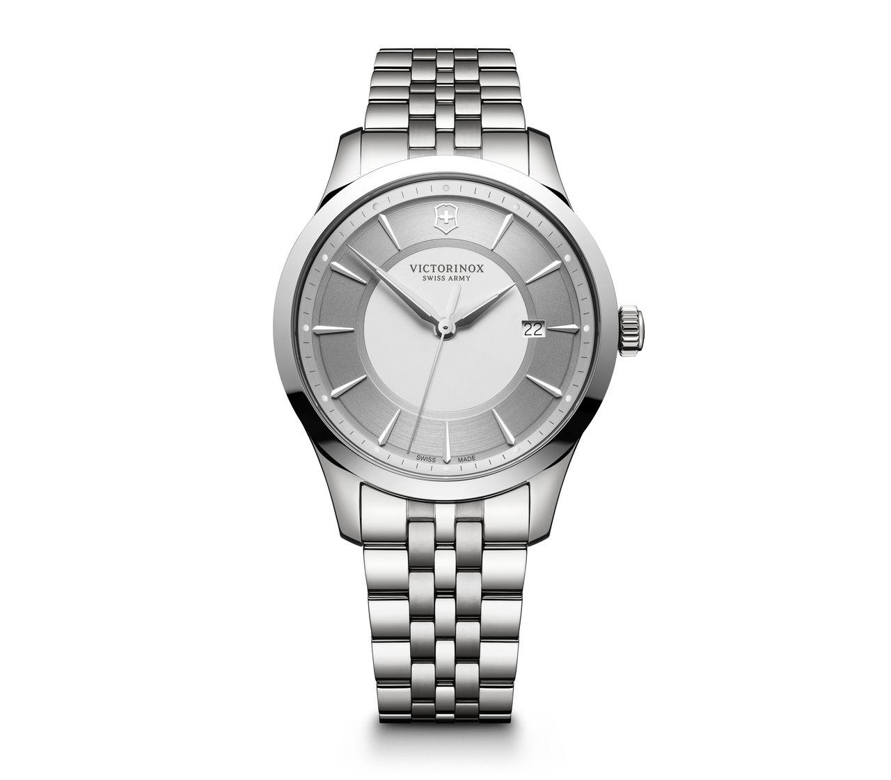 Victorinox Alliance In Silver 40 Mm 241822