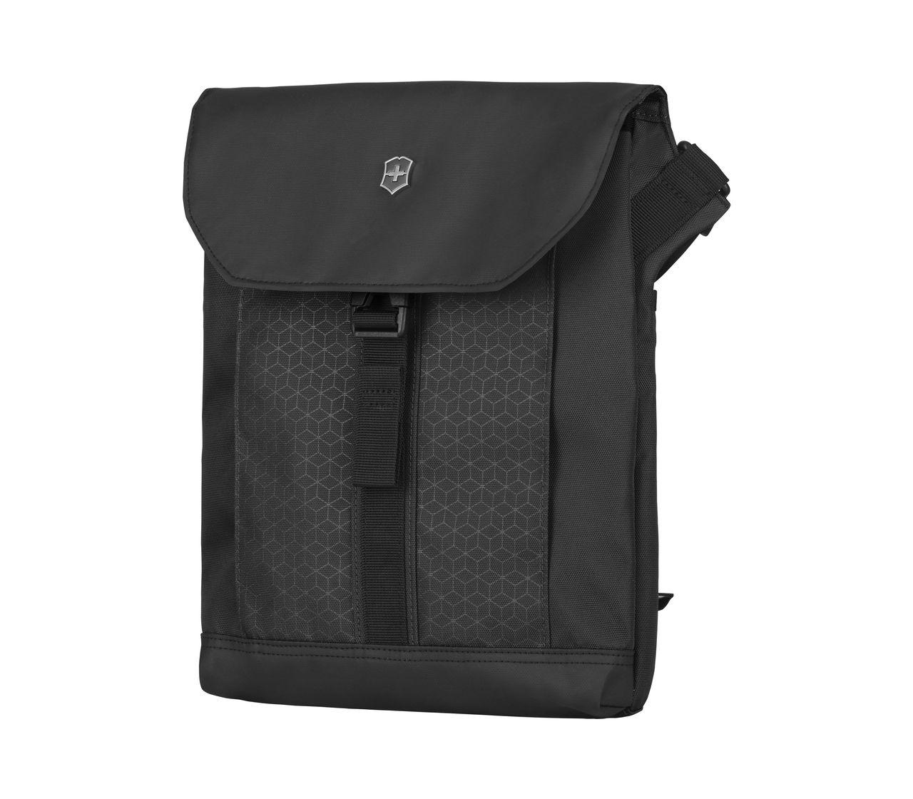 Victorinox Altmont Original Flapover Digital Bag In Black
