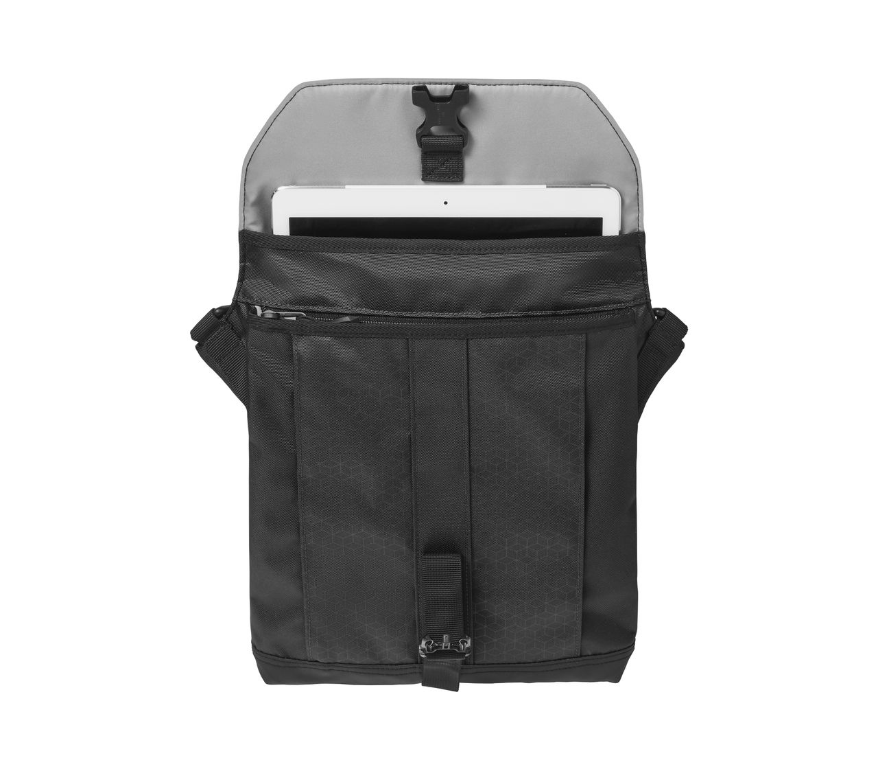 Victorinox Altmont Original Flapover Digital Bag In Black