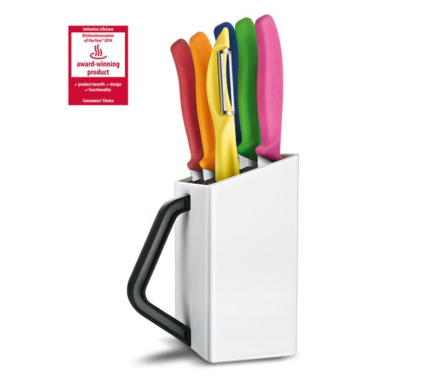 Swiss Classic Utility Block, 6 pieces-6.7127.6L14