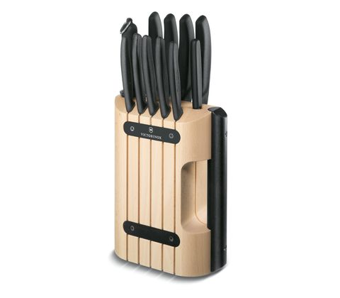 Swiss Classic Cutlery Block, 11 pieces-6.7153.11