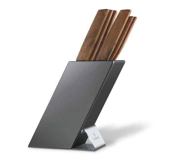 Swiss Modern Cutlery Block, 6 pieces-6.7185.6