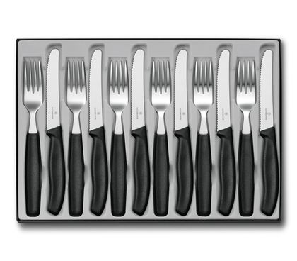 Swiss Classic Table Set, 12 pieces