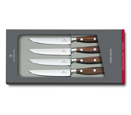 Grand Maître Steak Knife Set, 4 pieces