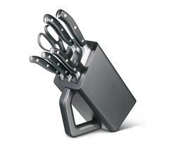 Grand Maître Cutlery Block, 6 pieces-7.7243.6