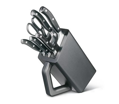 Grand Maître Cutlery Block, 6 pieces