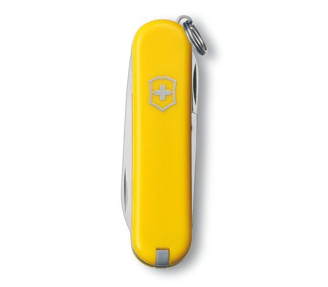 Victorinox Classic Sd In Yellow 0 6223 8