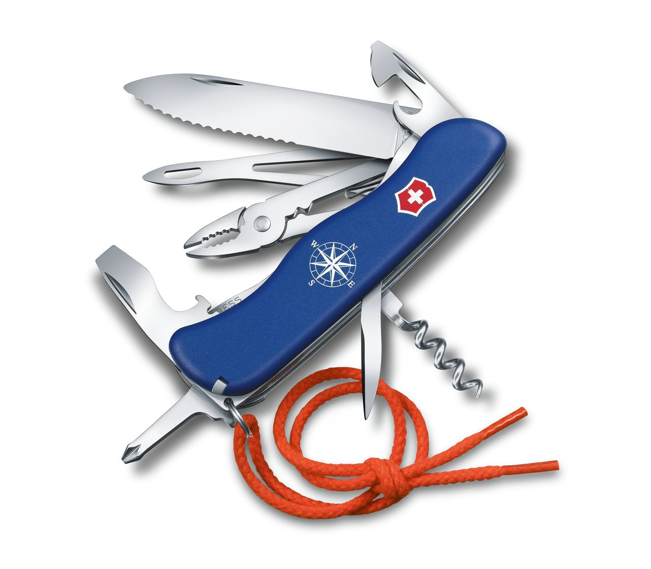 Victorinox Skipper In Blue 0 8593 2w