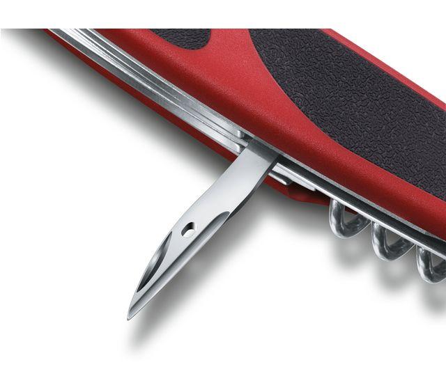 Victorinox Ranger Grip 68 In Red Black 0 9553 C