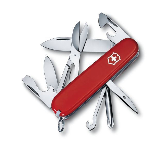 Victorinox Super Tinker In Red 1 4703