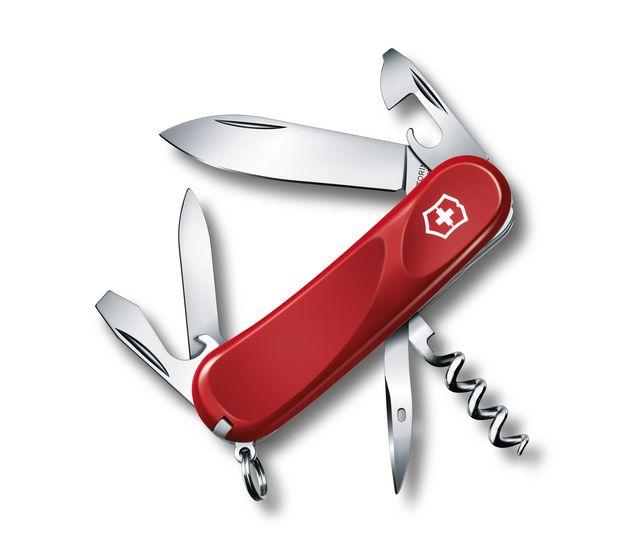Victorinox Evolution 10 In Red 2 3803 E