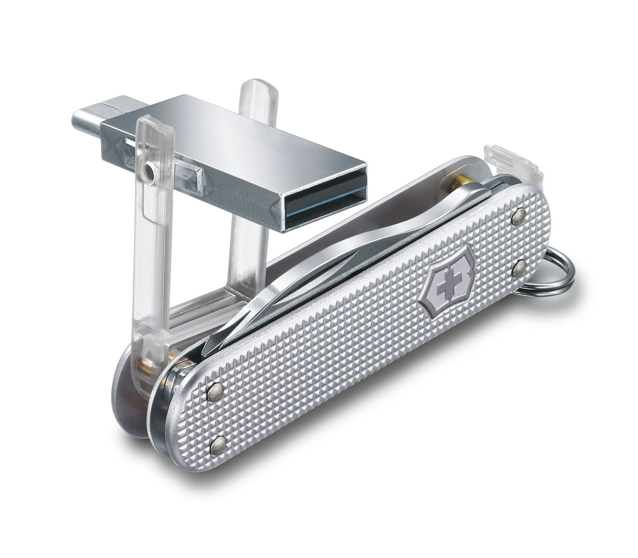 Victorinox Jetsetter Work Alox In Silver 4 6261 26g16b1