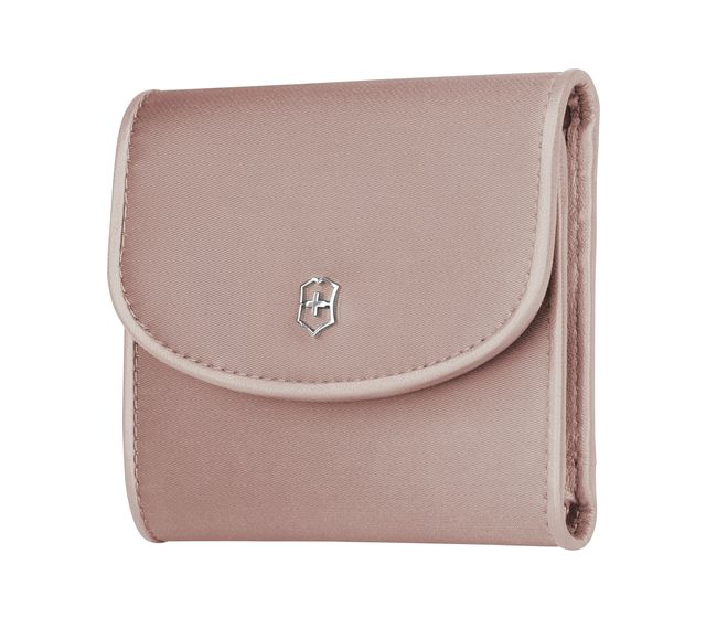 94bc5994b6e99 Victorinox Victoria Small Items Envelope Wallet in Rose Gold - 606836