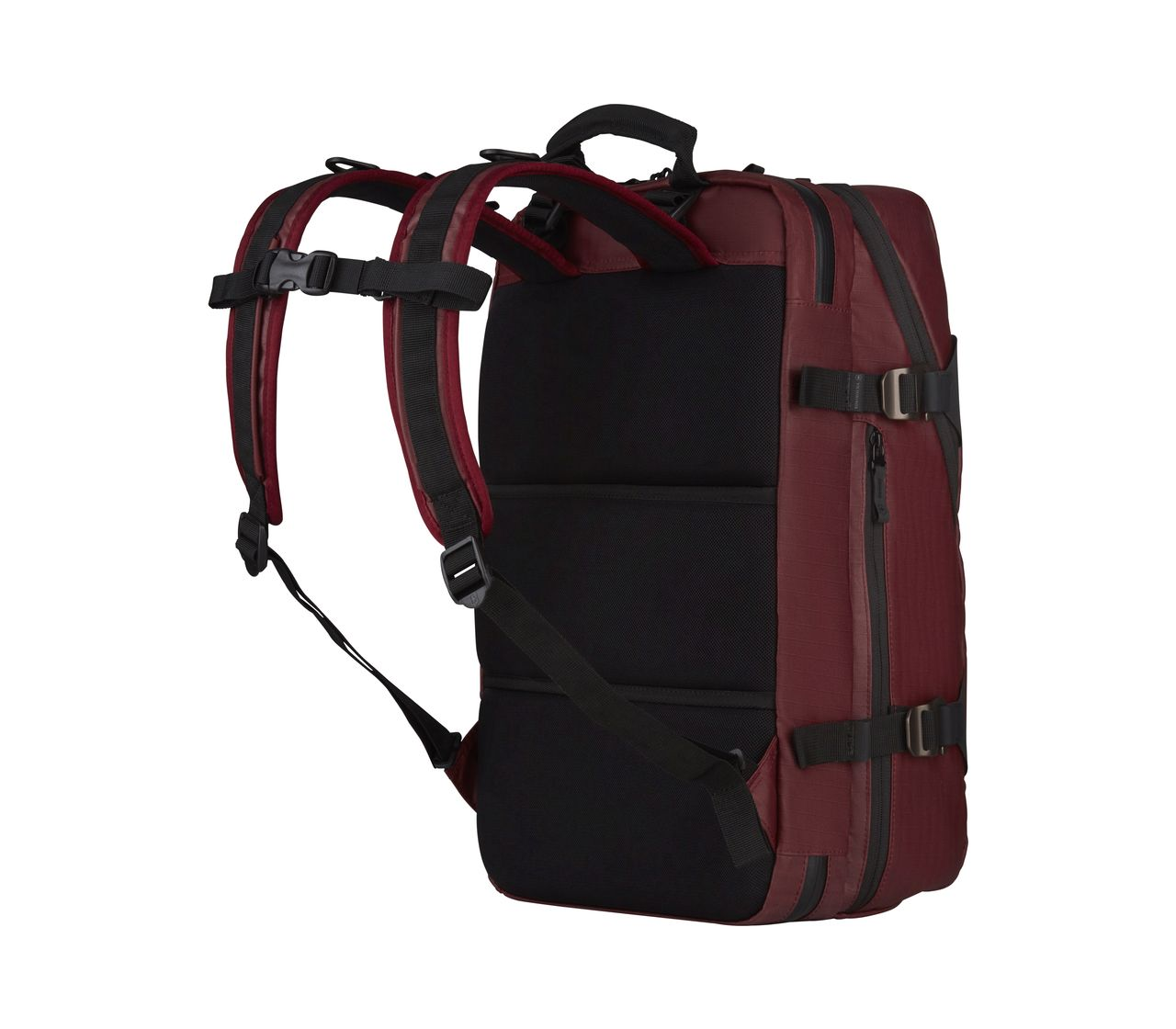 Victorinox Vx Touring 17 Laptop Backpack In Beetroot 606613