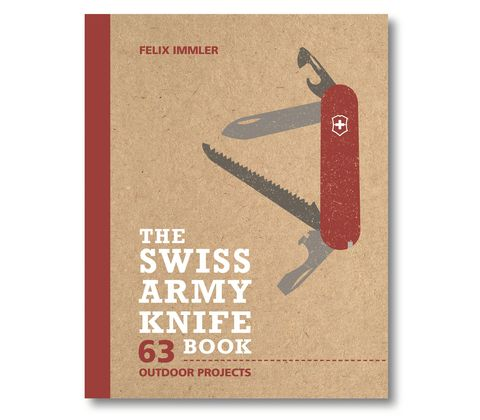 The Swiss Army Knife Book-9.5204.1
