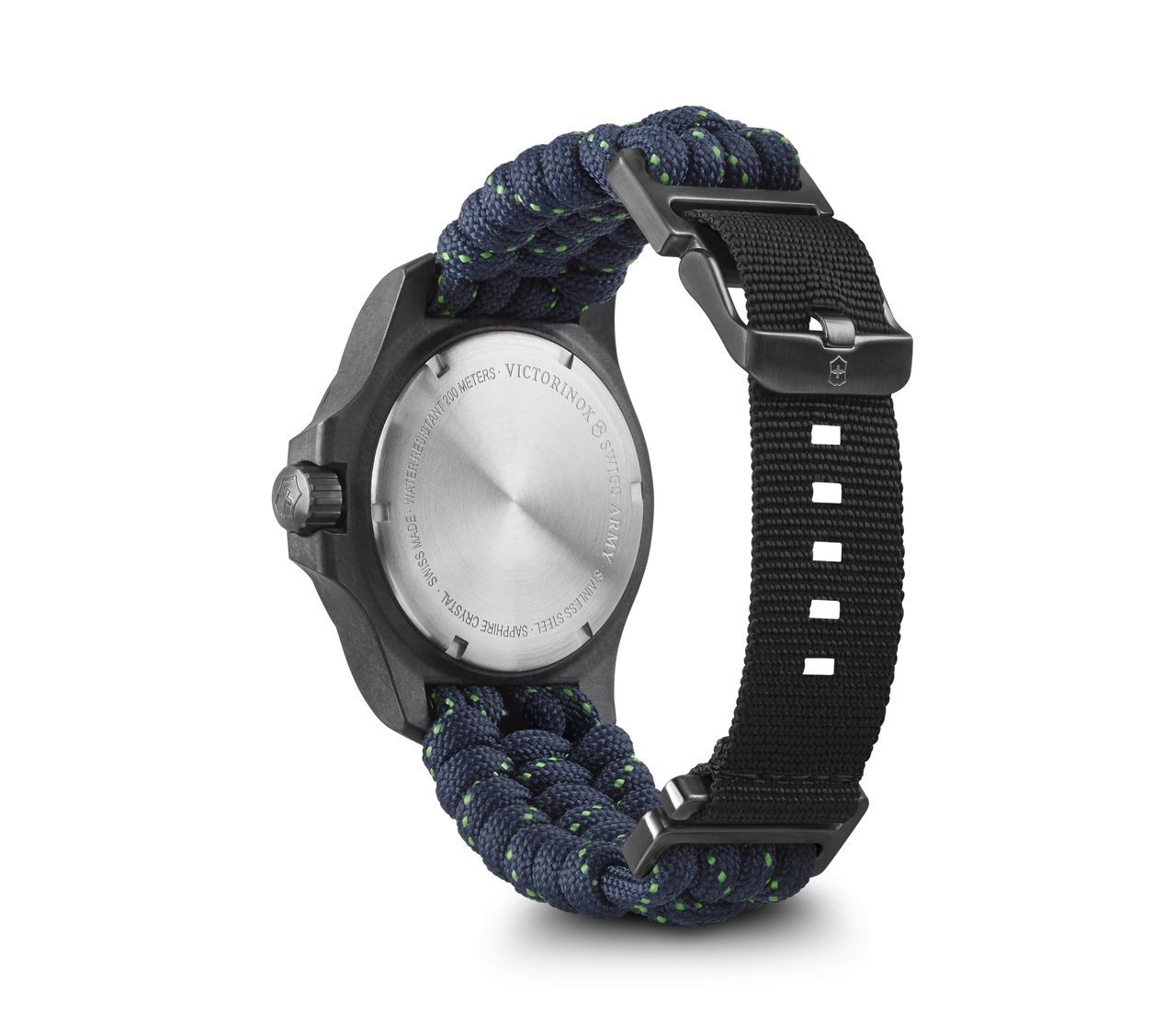 Victorinox I N O X Carbon In Blue 43 Mm 241860
