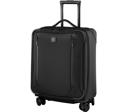 Lexicon Dual-Caster Wide-Body Carry-On