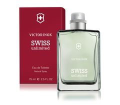 Eau de Toilette Swiss Unlimited
