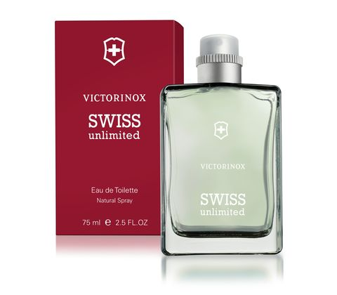 Eau de Toilette Swiss Unlimited-40501