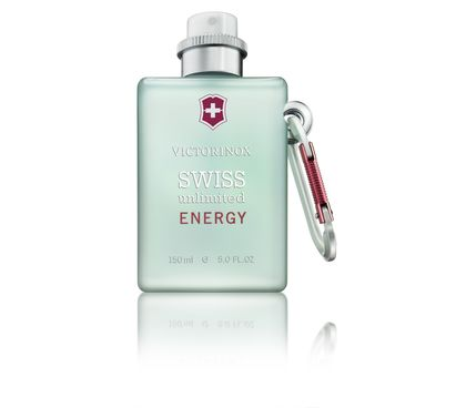 Eau de Cologne Swiss Unlimited Energy
