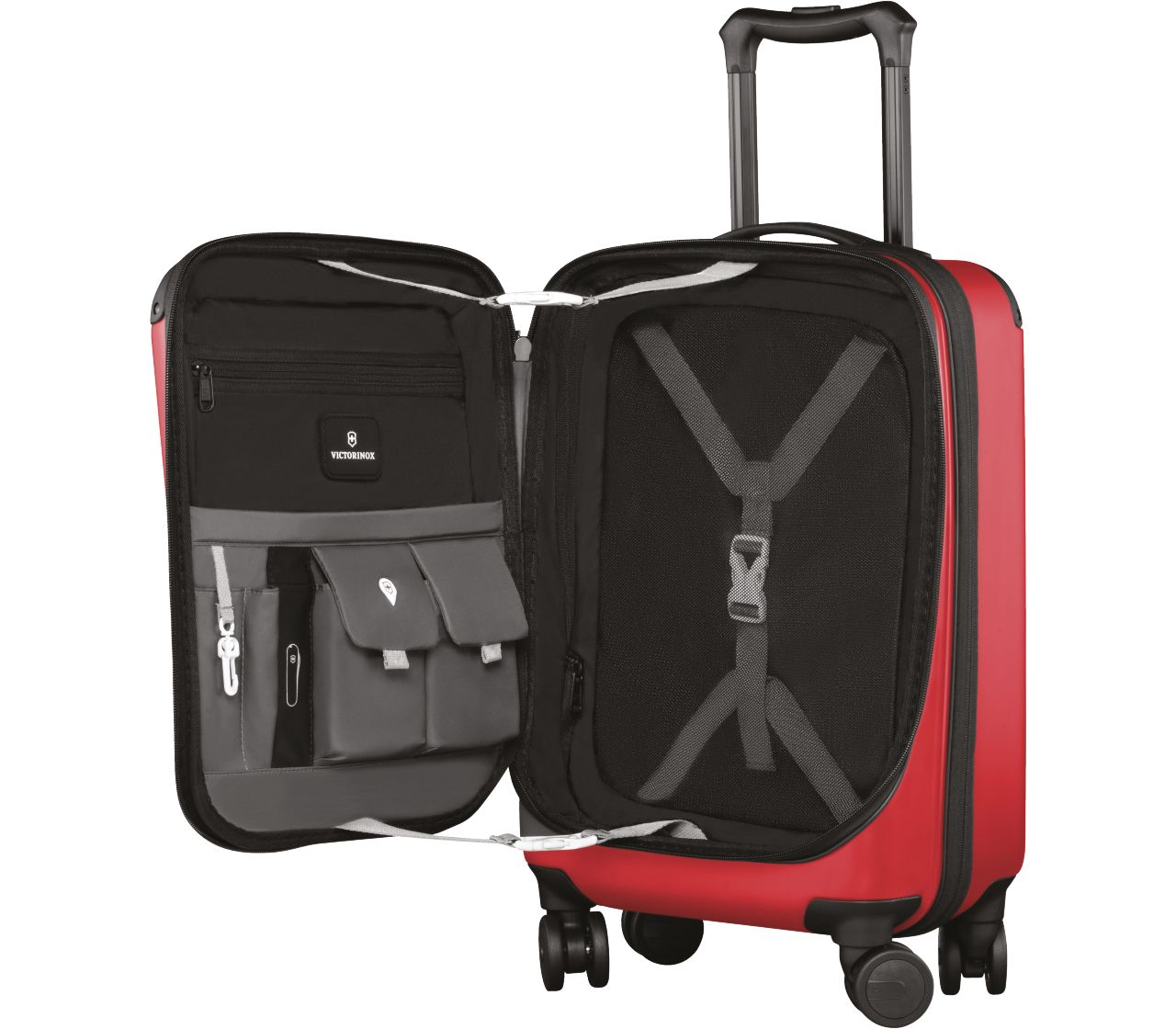 Victorinox Spectra 2.0 extensible Global Carry-On Unisexe Bagages à main-Noir