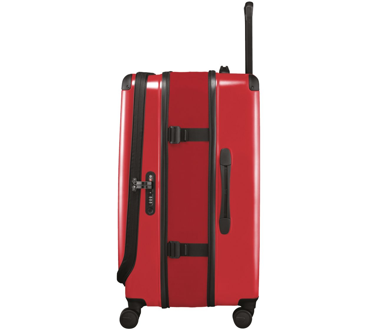 Victorinox Spectra 2 0 Expandable Large Case In Red 601292
