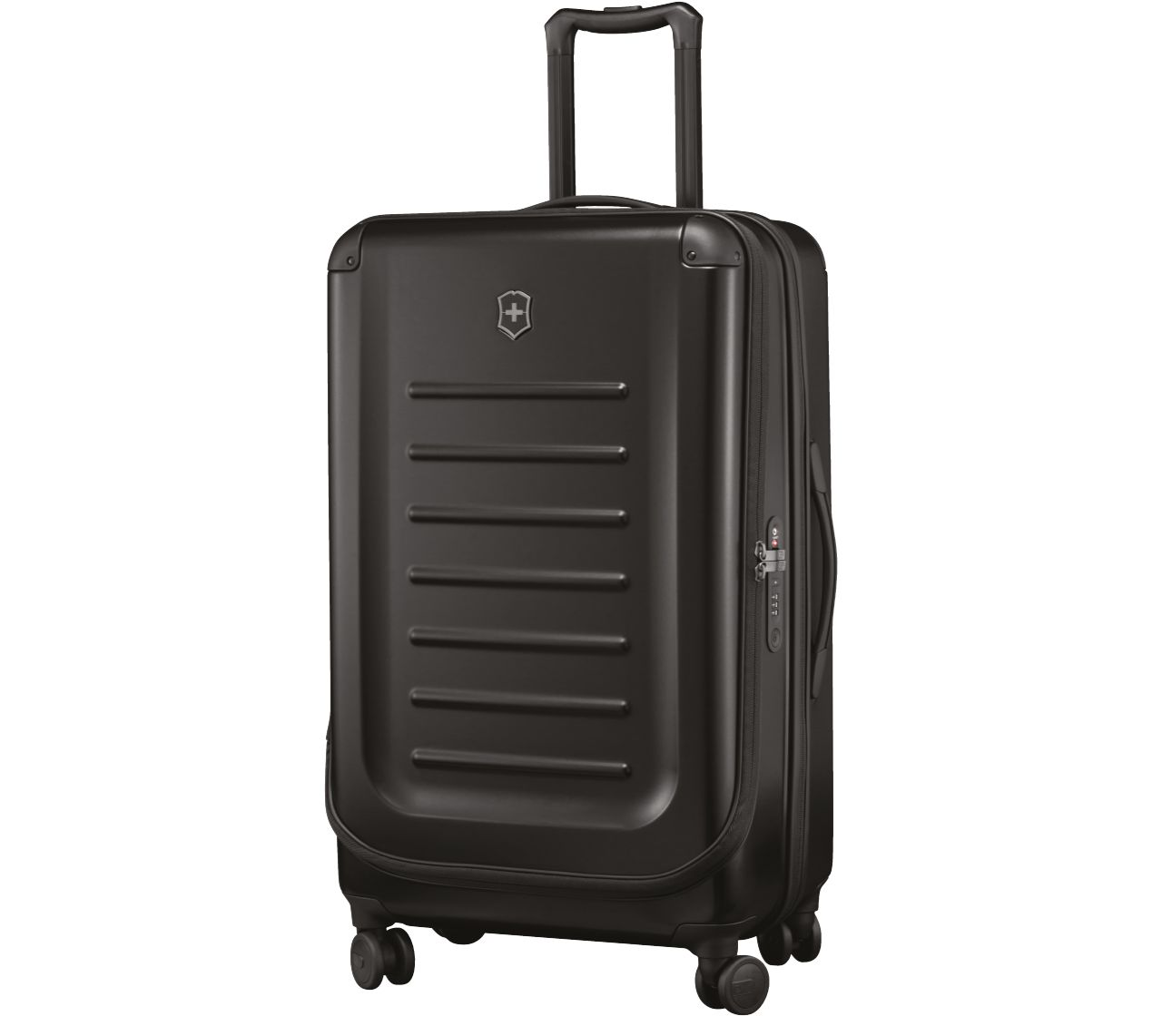 Victorinox Spectra 2 0 Expandable Large Case In Black 601291