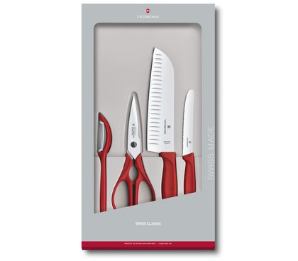 Swiss Classic Kitchen Set, 4 pieces