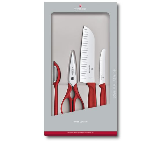 Swiss Classic Kitchen Set, 4 pieces