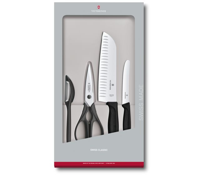 Swiss Classic Kitchen Set, 4 pieces-6.7133.4G