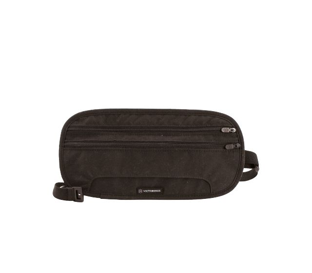 0bfcb67a7283 Victorinox Deluxe Security Belt with RFID Protection in black - 31171801