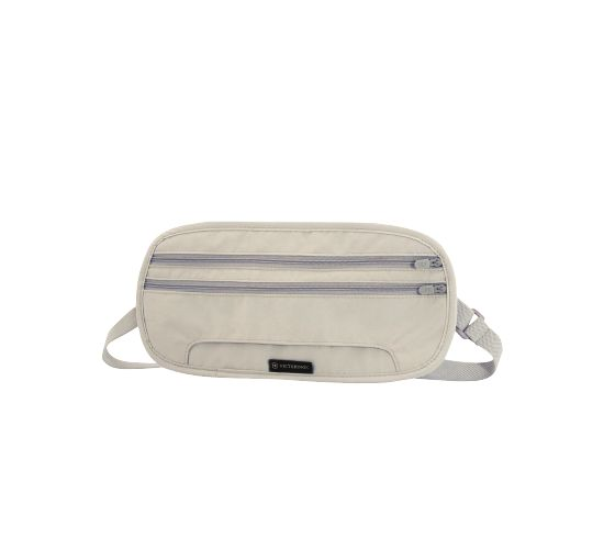 b03a81900cc8 Victorinox Deluxe Security Belt with RFID Protection in Nude - 31171808