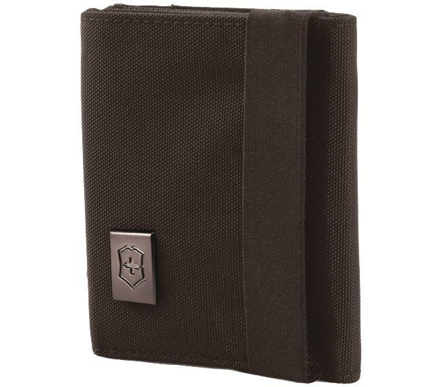 fe903fcf857e0 Victorinox Tri-Fold Wallet - czarny - 31172401