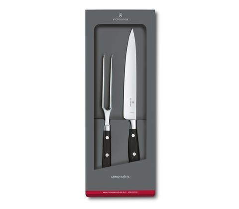 Grand Maître Carving Set, 2 pieces-7.7243.2