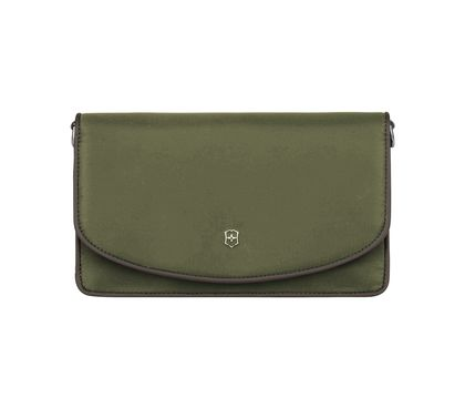 Victoria Small Items Crossbody Clutch