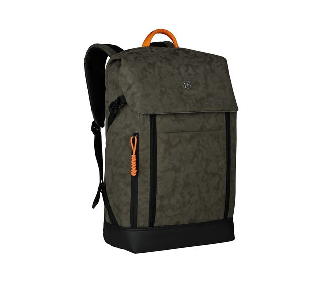 Deluxe Flapover Laptop Backpack-609845
