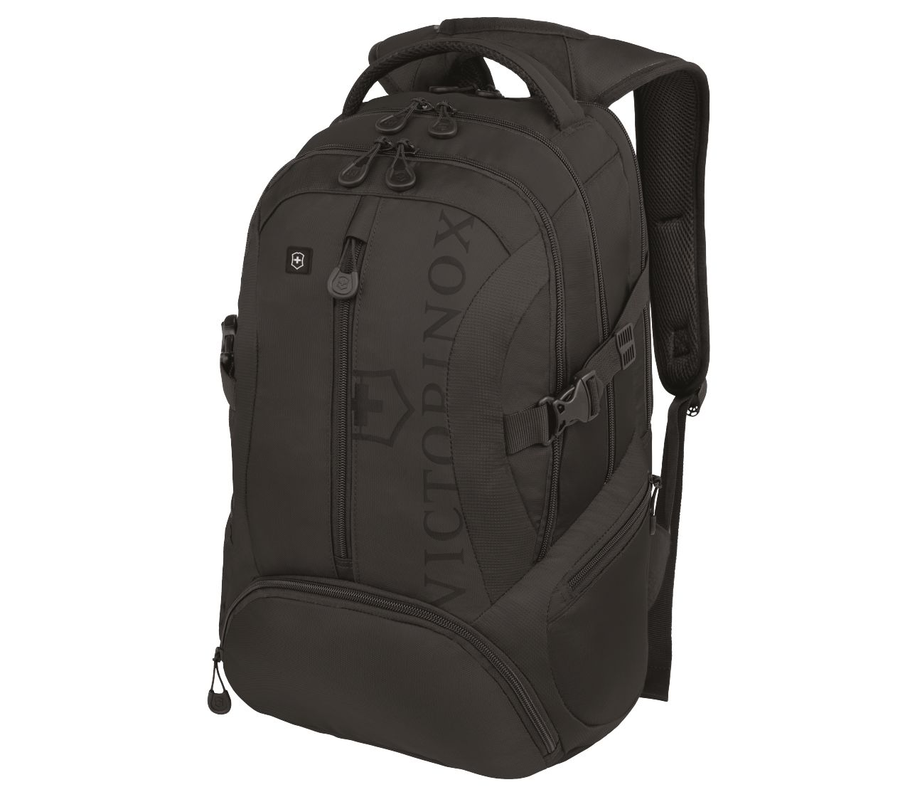 Victorinox Scout Utility Laptop Backpack In Black 31105101