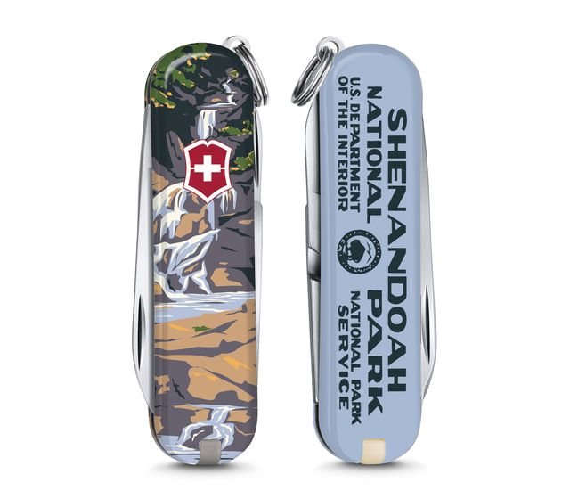 Victorinox Classic Sd Us National Park In Shenandoah 0 6223 X24