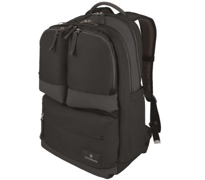 Dual-Compartment Laptop Backpack