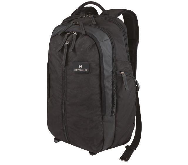 Victorinox Vertical Zip Laptop Backpack In Black 32388201