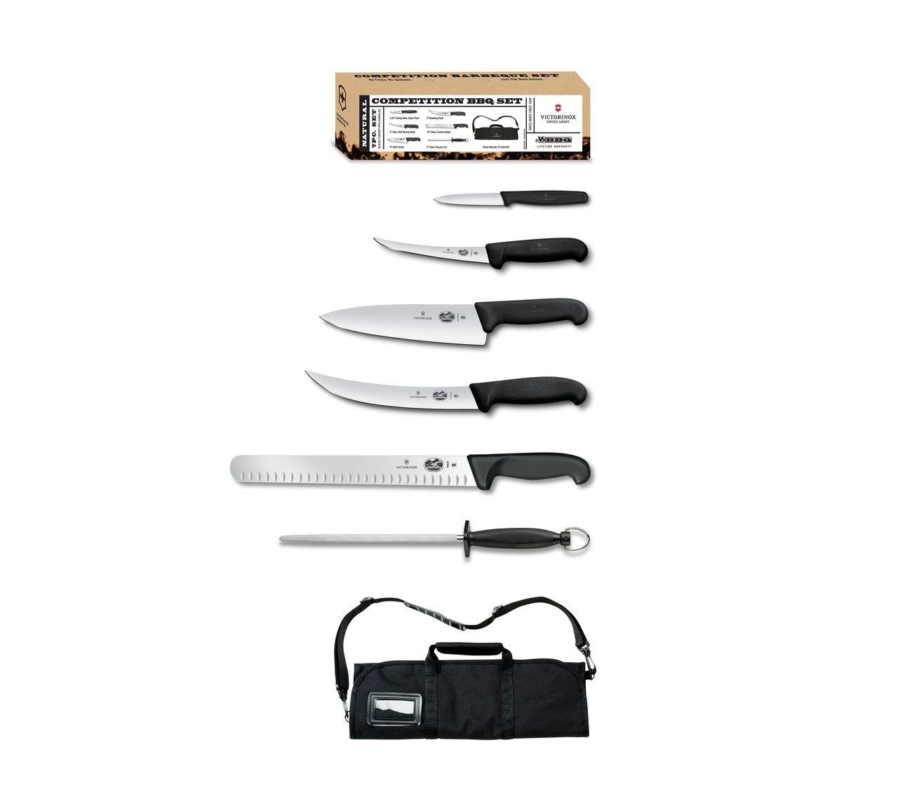 Natural Competition BBQ Set, 7 pieces-5.1003.71-X1