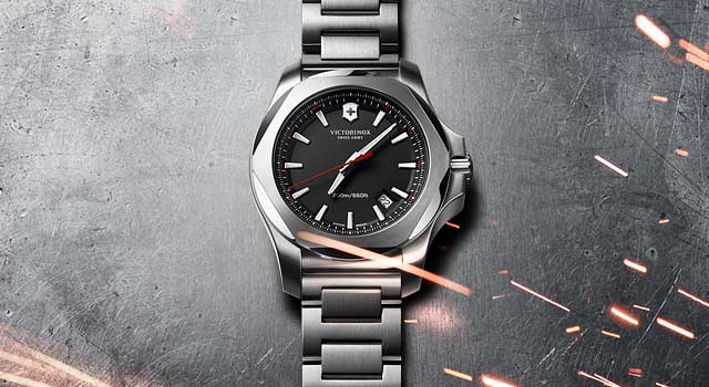 I.N.O.X. Steel Watch